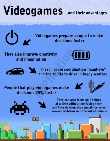 Video Game Play Benefits Coordination | Psychology Today UK