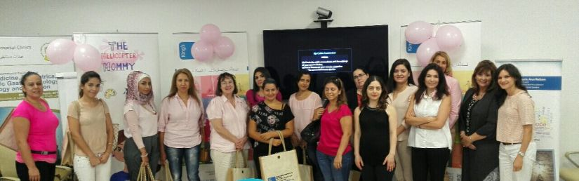 group picture breast cancer